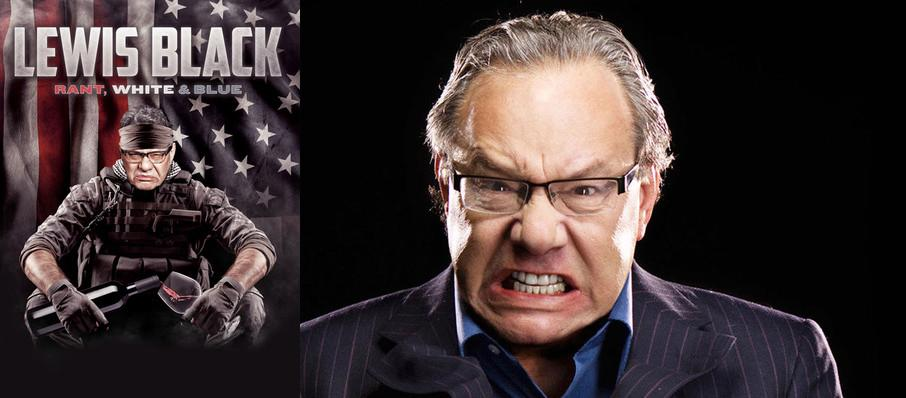 Lewis Black at Pantages Theater