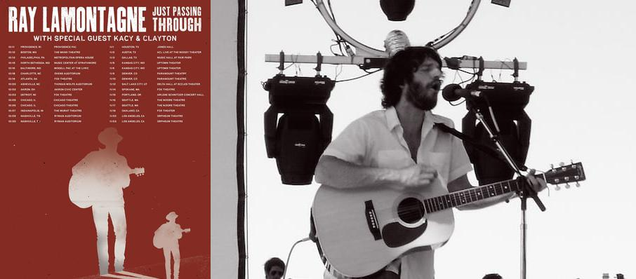 Ray LaMontagne at State Theater