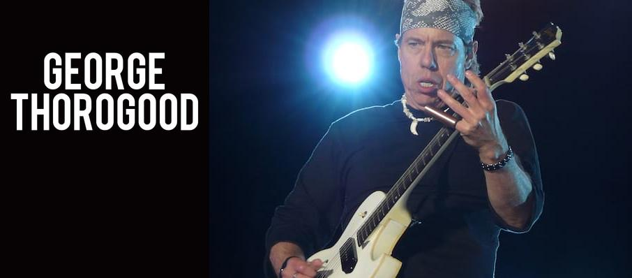 George Thorogood at State Theater