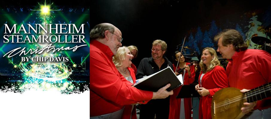 Mannheim Steamroller at Mystic Lake Showroom