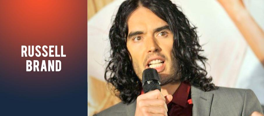 Russell Brand at Pantages Theater