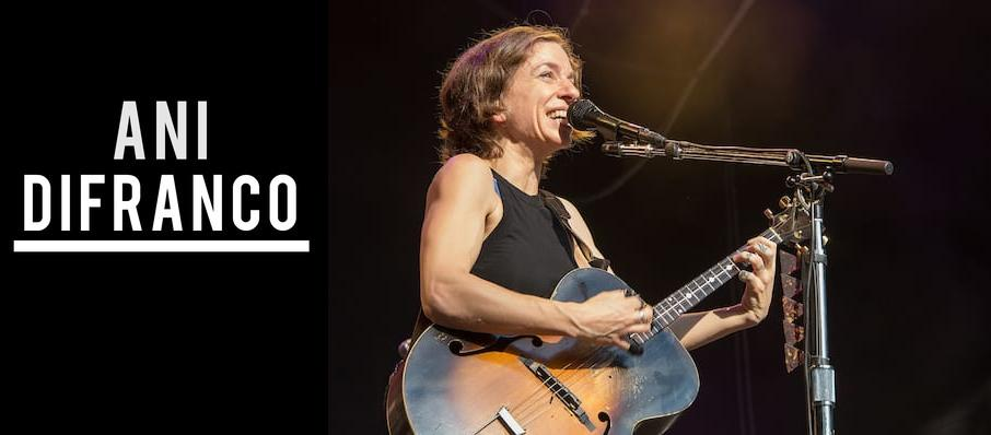 Ani DiFranco at First Avenue