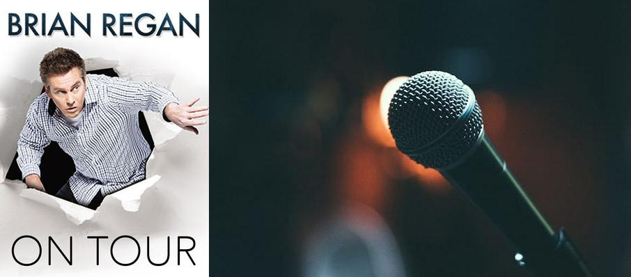 Brian Regan at Orpheum Theater