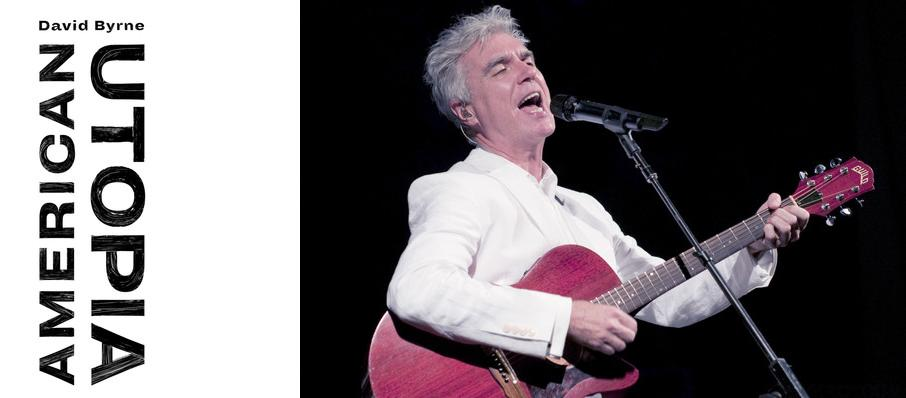 David Byrne at Orpheum Theater