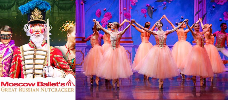 Moscow Ballet's Great Russian Nutcracker at Pablo Center at the Confluence