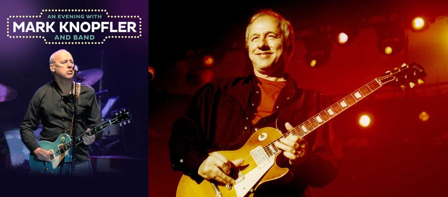 Mark Knopfler at Orpheum Theater