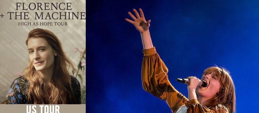 Florence and the Machine at Target Center