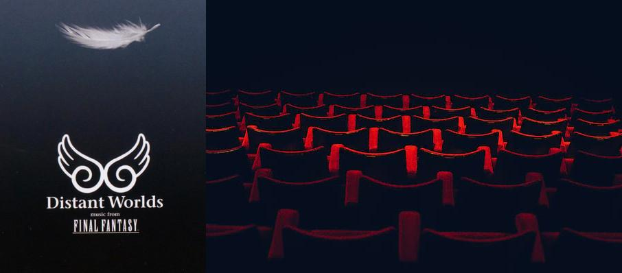 Distant Worlds: Music From Final Fantasy at Orpheum Theater