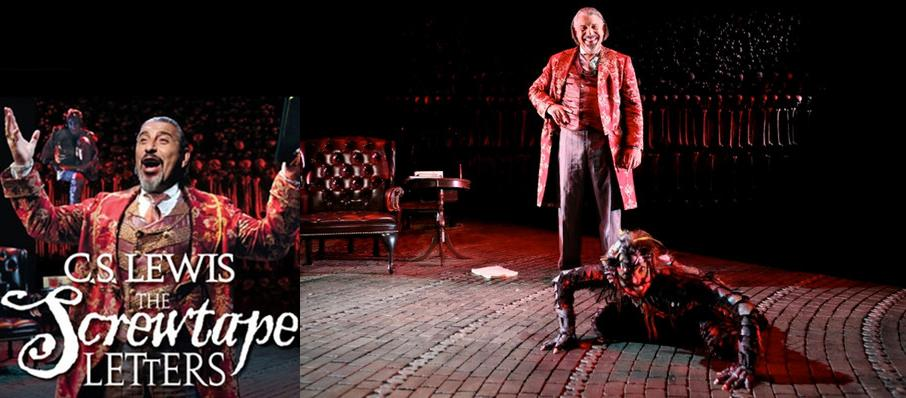The Screwtape Letters at Pantages Theater