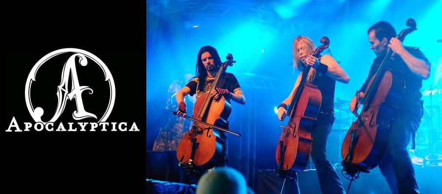 Apocalyptica at Pantages Theater