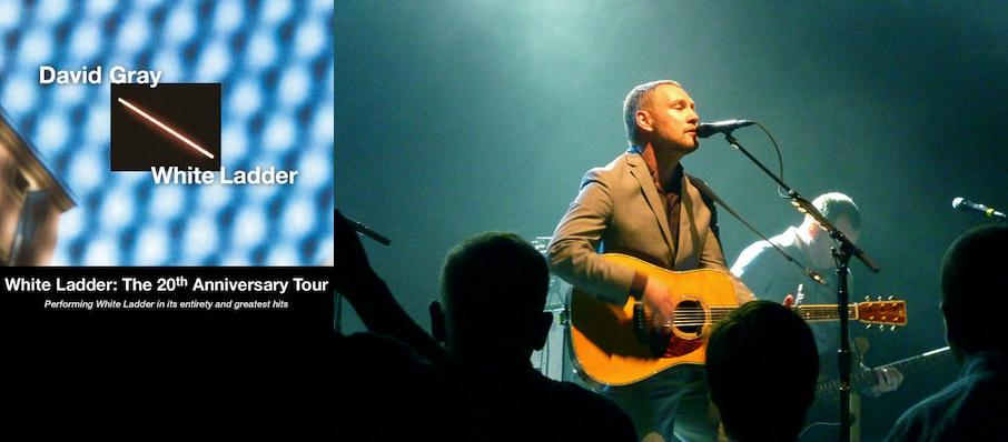 David Gray at Pantages Theater