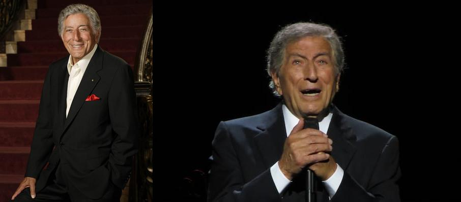 Tony Bennett at Orpheum Theater