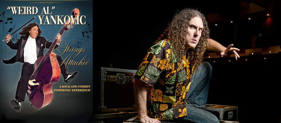 Weird Al Yankovic at Pantages Theater