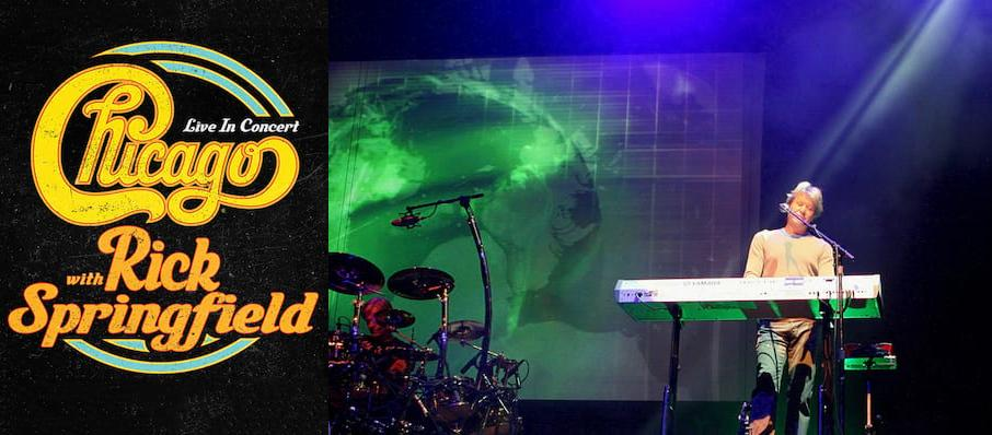 Chicago - The Band at Mankato Civic Center