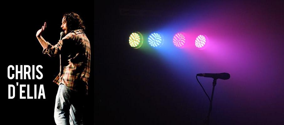 Chris D'Elia at State Theater