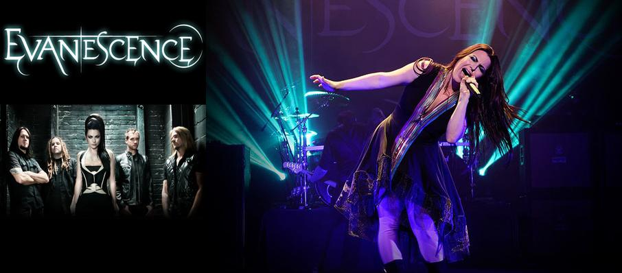 Evanescence at State Theater