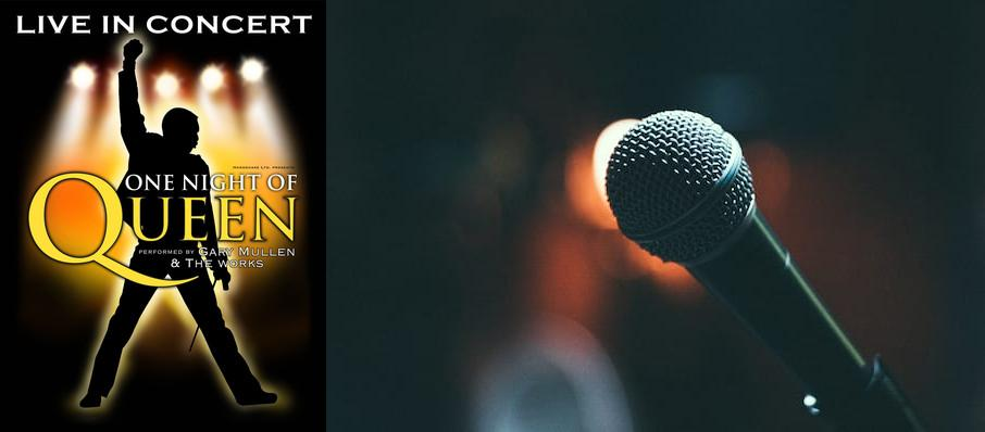 One Night of Queen at Proscenium Main Stage