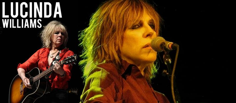 Lucinda Williams at First Avenue