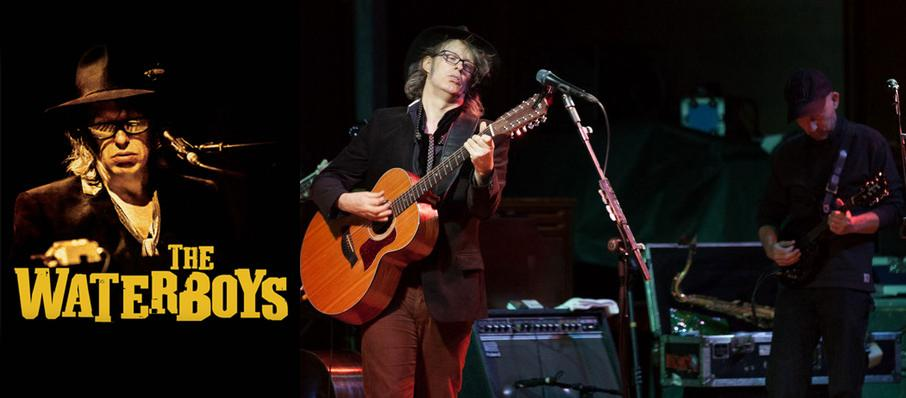 The Waterboys at Varsity Theater