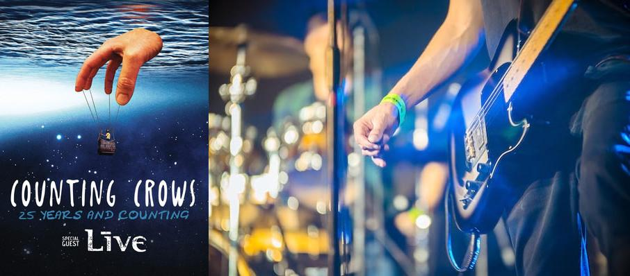 Counting Crows at Mystic Lake Showroom