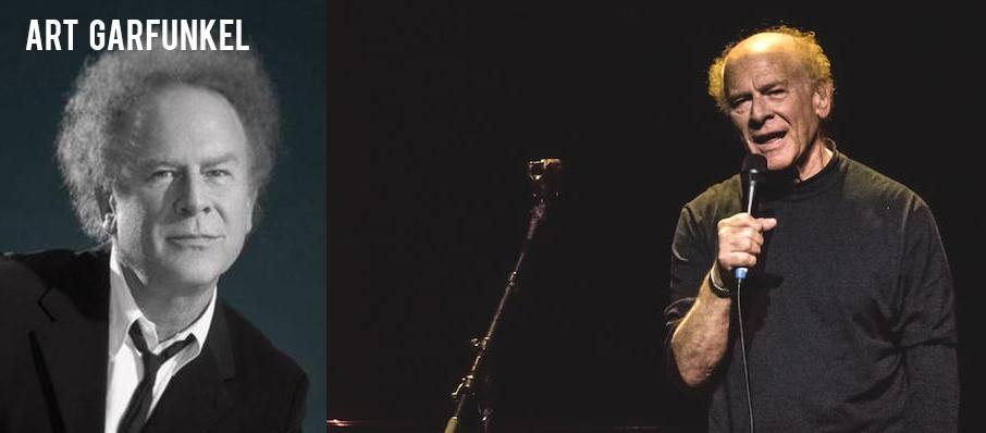 Art Garfunkel at Pantages Theater