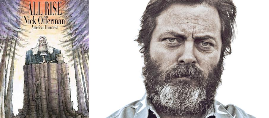 Nick Offerman at Orpheum Theater
