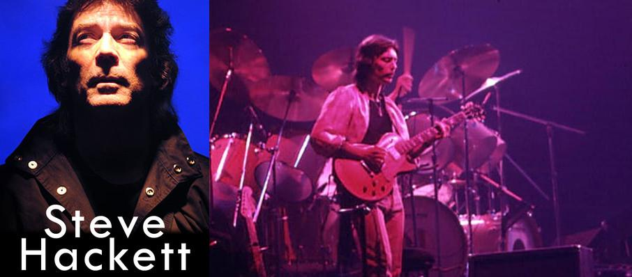 Steve Hackett at Pantages Theater