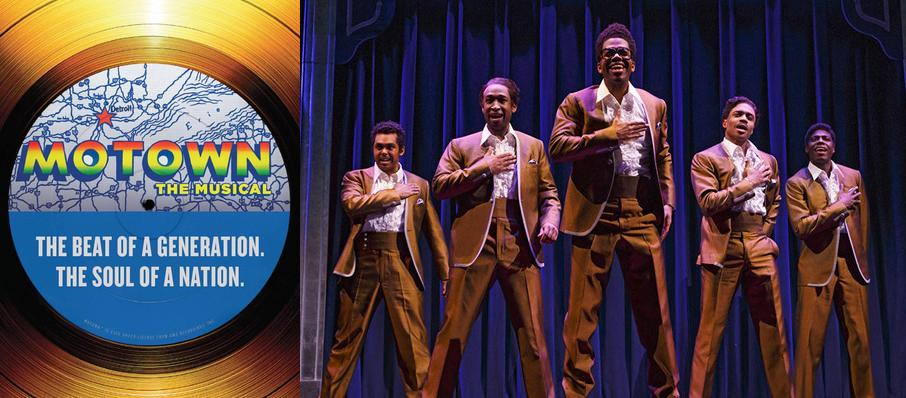 Motown - The Musical at Orpheum Theater