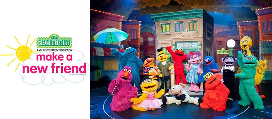 Sesame Street Live: Make A New Friend at State Theater