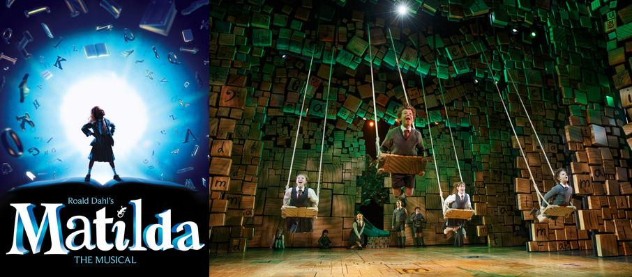 Matilda - The Musical at Orpheum Theater
