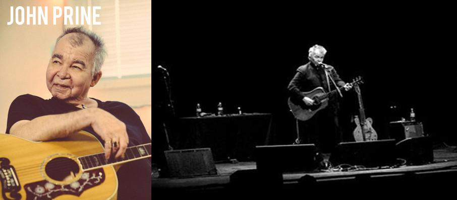 John Prine at Northrop Auditorium