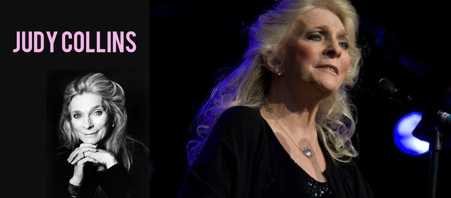 Judy Collins at Wurtele Thrust Stage