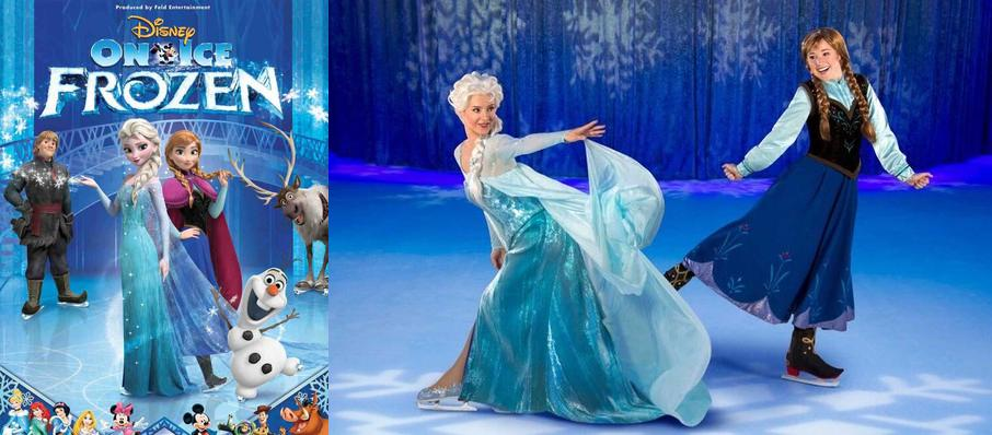 Disney On Ice: Frozen at Target Center