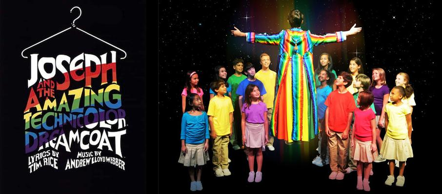 Joseph and the Amazing Technicolor Dreamcoat at Paramount Theater