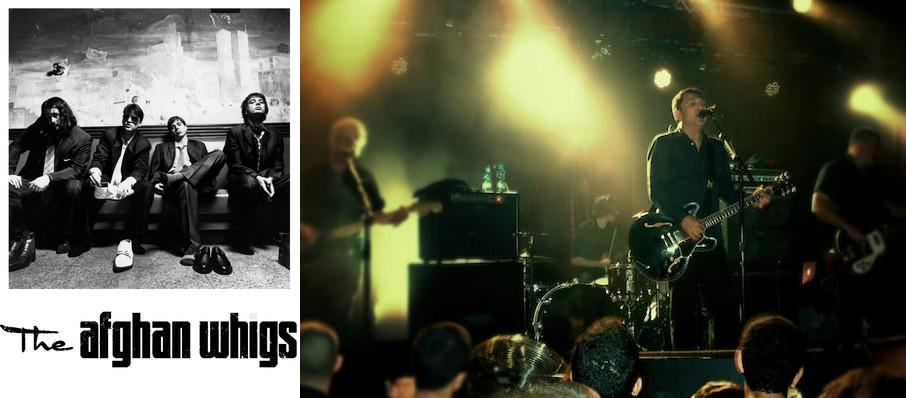 Afghan Whigs at First Avenue