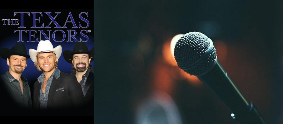 The Texas Tenors at Paramount Theater