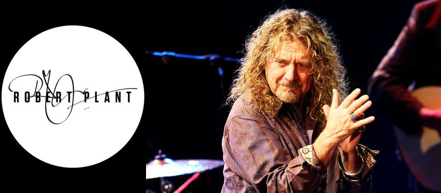 Robert Plant at Orpheum Theater