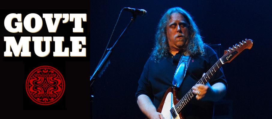 Gov't Mule at State Theater