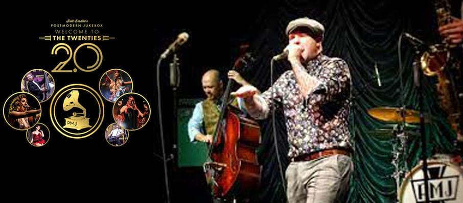 Postmodern Jukebox at Pablo Center at the Confluence