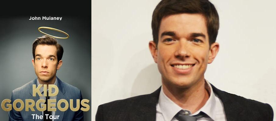 John Mulaney at Northrop Auditorium