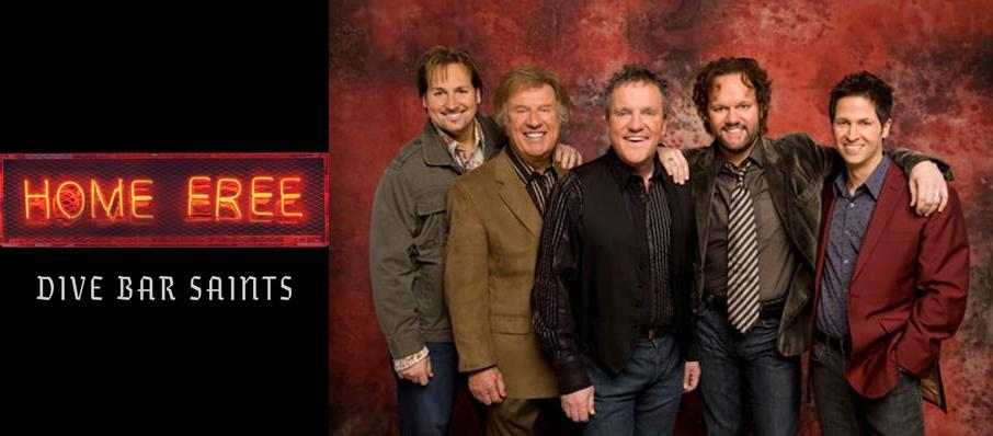 Home Free Vocal Band at Pantages Theater
