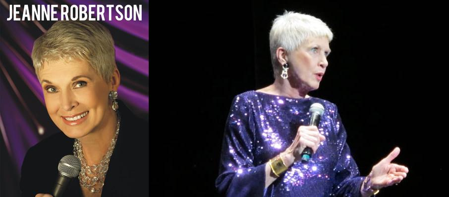 Jeanne Robertson at Pantages Theater