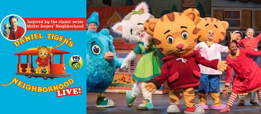 Daniel Tiger's Neighborhood at State Theater