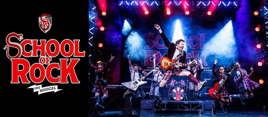 School of Rock at Orpheum Theater