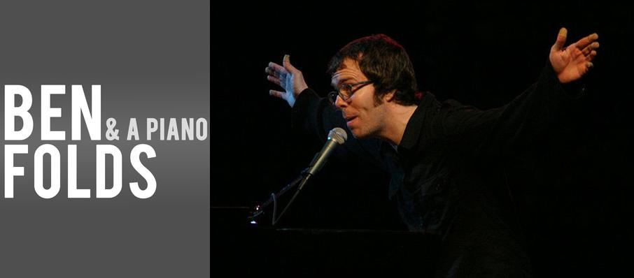 Ben Folds at Orchestra Hall