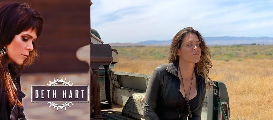 Beth Hart at Pantages Theater