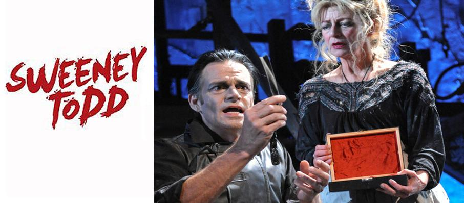 Sweeney Todd at Pantages Theater