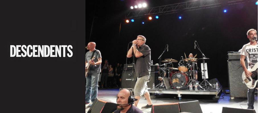 Descendents at First Avenue