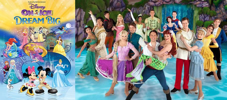 Disney On Ice: Dream Big at Target Center