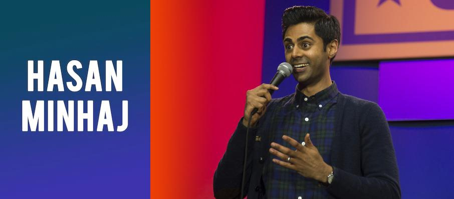 Hasan Minhaj at State Theater